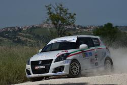 Jacopo Lucarelli, Alessio Ferrari, Suzuki Swift R R1B 101