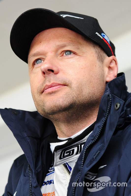 #67 Ford Chip Ganassi Racing Team UK, Ford GT: Andy Priaulx