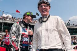 Derek Daly and Conor Daly, Dale Coyne Racing Honda