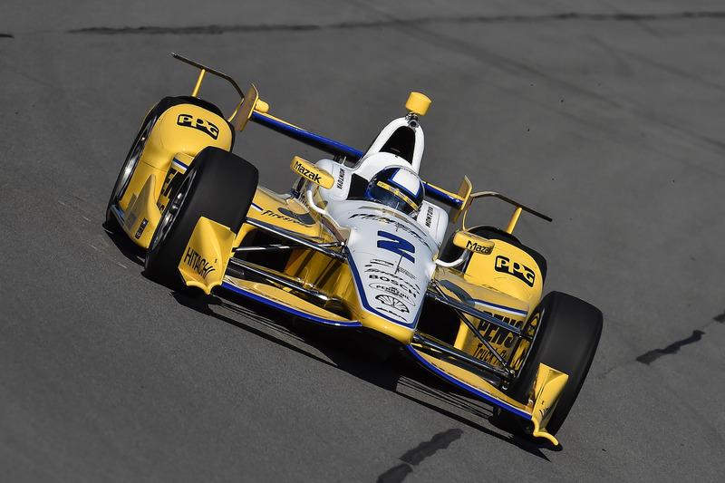 Хуан-Пабло Монтойя, Team Penske Chevrolet