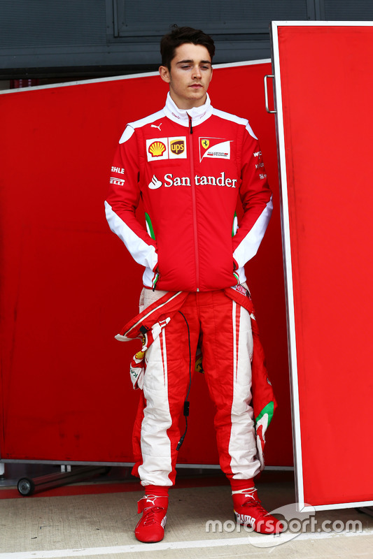 Charles Leclerc, Ferrari Test Driver