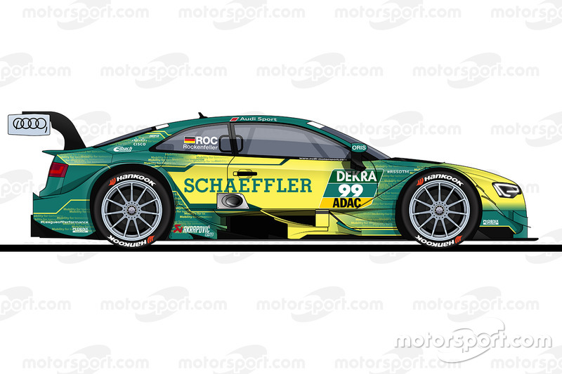 #99: Mike Rockenfeller, Phoenix-Audi