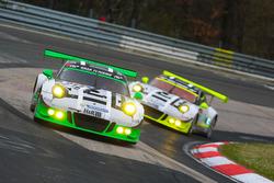 #912 Manthey Racing, Porsche 911 GT3 R: Michael Christensen, Richard Lietz