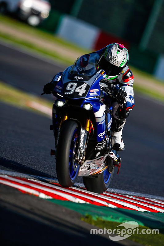 #94 GMT94 Yamaha : David Checa, Niccolo Canepa, Lucas Mahias