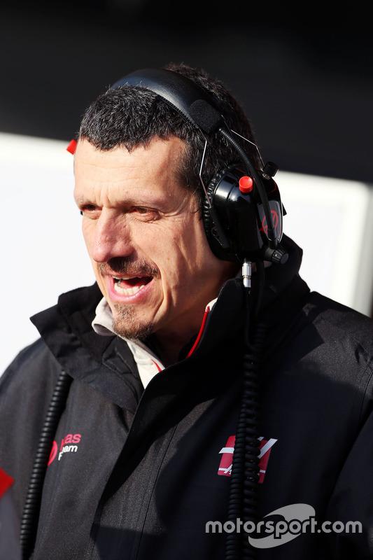 Guenther Steiner, Haas F1 Teambaas