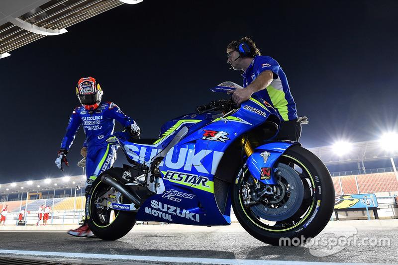 10. Maverick Viñales, Team Suzuki MotoGP
