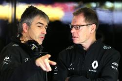 Nick Chester, Renault Sport F1 Team, technisch directeur chassis
