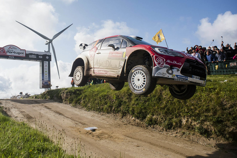 1. Stéphane Lefebvre, Gabin Moreau, Citroën DS3 WRC, Citroën World Rally Team