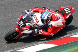 #111 Honda Endurance Racing, Honda CB R1000 RR: Жюльєн да Коста, Себастьєн Гімберт, Фредді Форей