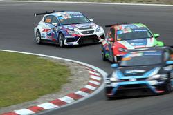 Edouard Mondron, Guillaume Mondron, Delahaye Racing, SEAT Leon TCR