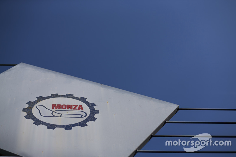 Logo: Monza