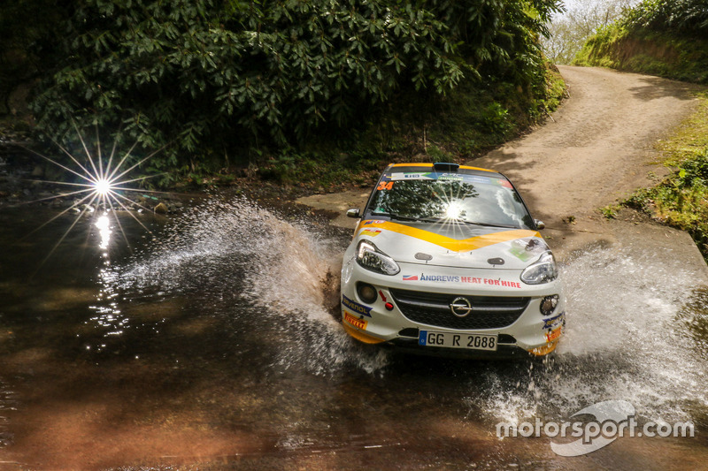 Chris Ingram, Azores Rally