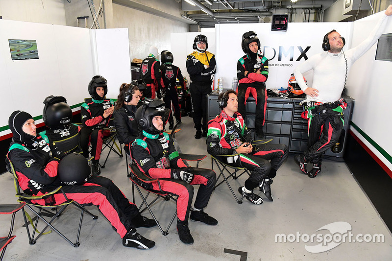 #43 RGR Sport By Morand garage atmosphere