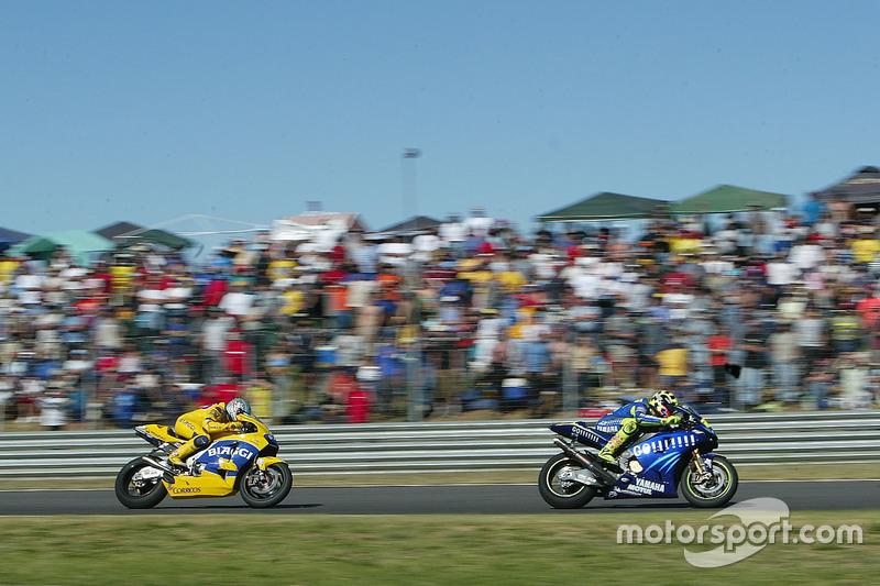 MotoGP Afrika Selatan 2004