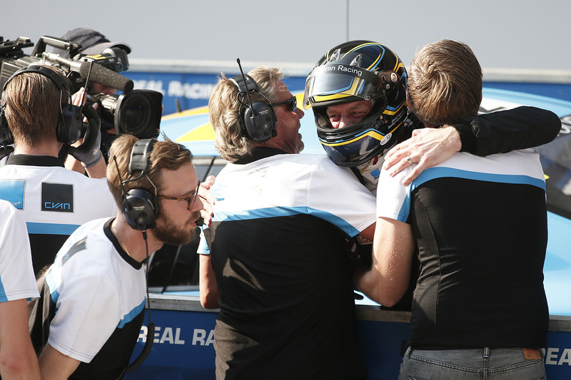 Sieger Thed Björk, Polestar Cyan Racing, Volvo S60 Polestar TC1