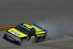 John Hunter Nemechek, NEMCO Motorsports Chevrolet in trouble