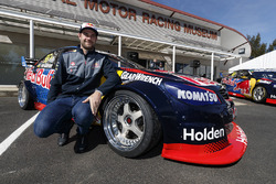 Van Gisbergen Drifts Modified Supercar