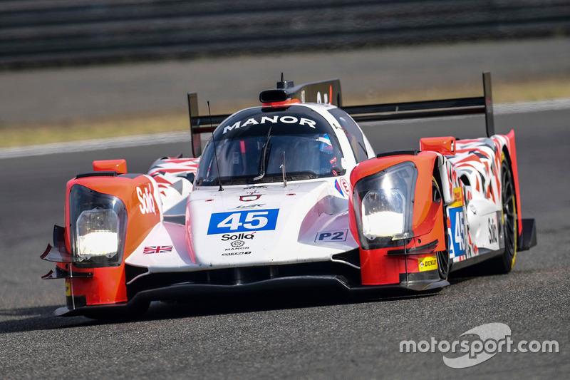 18. #45 Manor Oreca 05 - Nissan: Тор Грейвс, Роберто Гонсалес, Матіас Беш