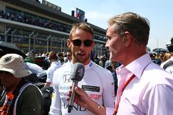 Jenson Button, McLaren, David Coulthard, Red Bull Racing y Scuderia Toro