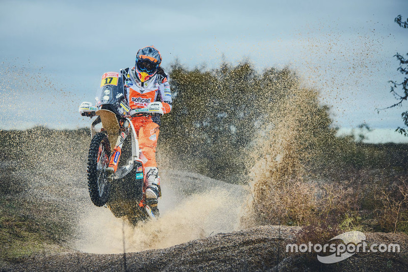 #17 KTM Racing Team: Laia Sanz