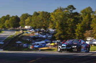 #24 BMW Team RLL BMW M8 GTLM: John Edwards, Jesse Krohn, Chaz Mostert