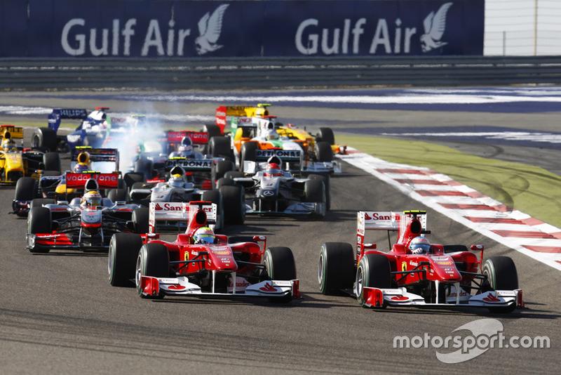 2010. Гран Прі Бахрейну