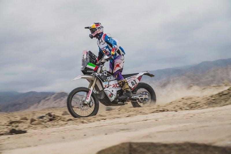 #41 Duust Rally Team KTM: Мохаммед Балуш