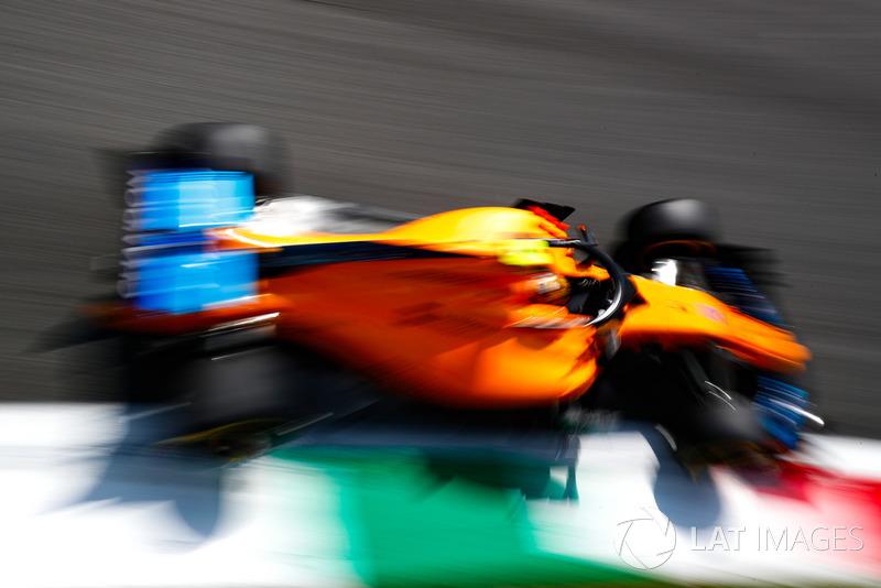 16 місце — Стоффель Вандорн, McLaren. Умовний бал — 6,00