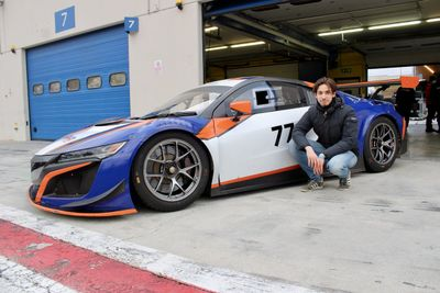 Annuncio JAS Motorsport-Nova Race
