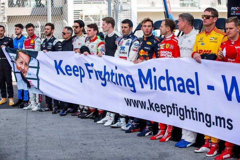 Michael Schumacher - ROC - 2019