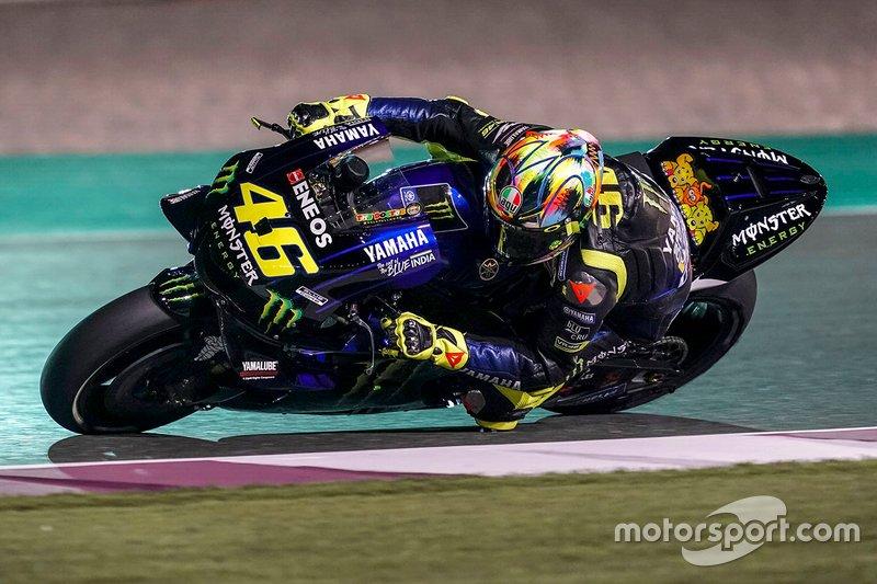 46 - Valentino Rossi, Yamaha Factory Racing