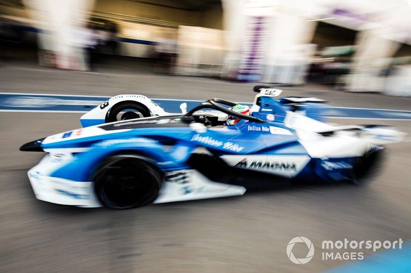 Antonio Felix da Costa, BMW I Andretti Motorsports, BMW iFE.18, in pit lane