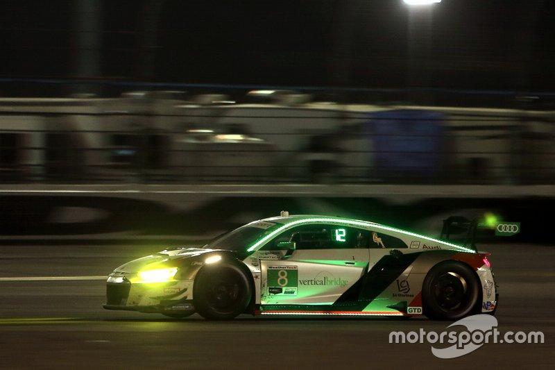 #8 Starworks Motorsport Audi R8 LMS GT3: Parker Chase, Ryan Dalziel, Ezequiel Perez Companc, Chris Haase