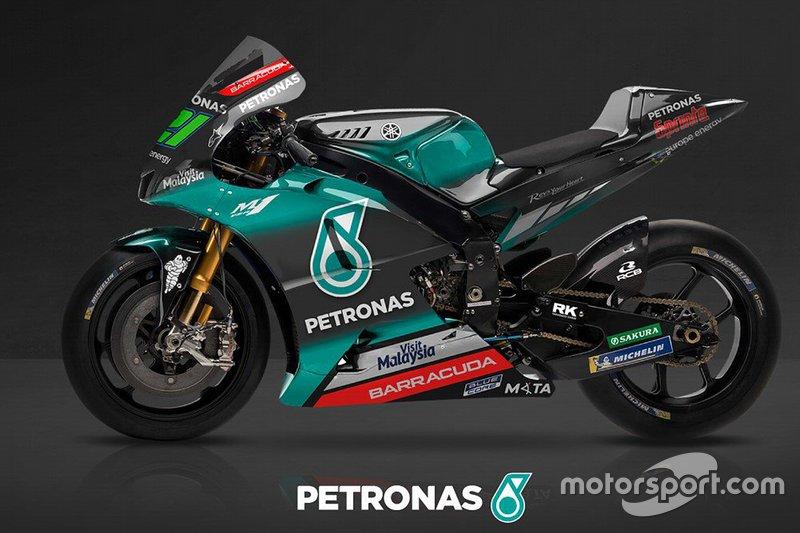 Présentation Petronas Yamaha