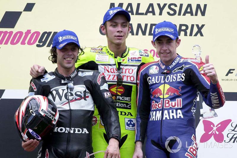 #12 GP della Malesia 2001