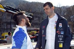 Stefano Comini, Comtoyou Racing e Dušan Borkovic , GE-Force