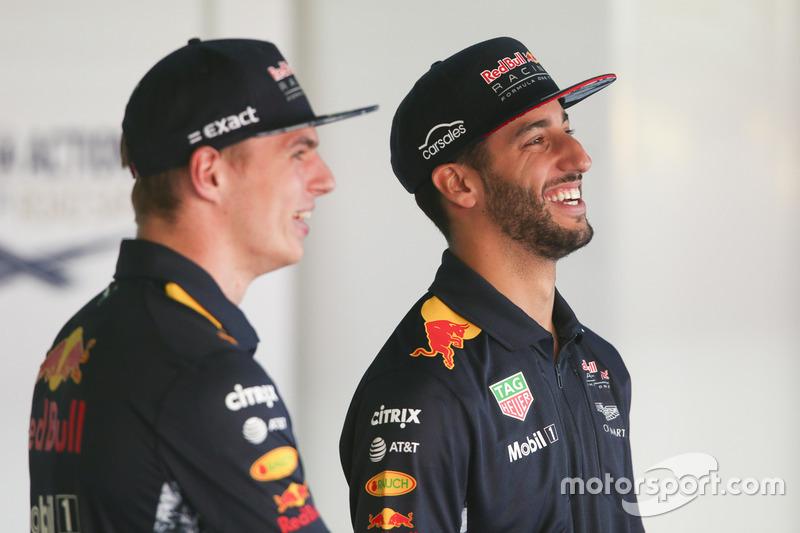 Red Bull no se baja de los puntos