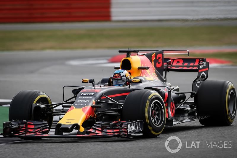 Gewinner: Daniel Ricciardo (Red Bull)