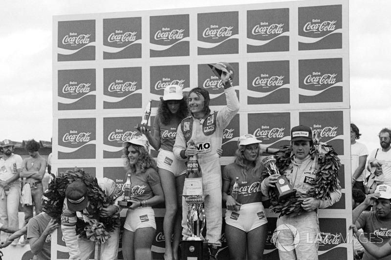 #9: Elio de Angelis, GP de Brasil 1980 (21 años, 307 días)