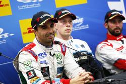 Press Conference: Mehdi Bennani, Sébastien Loeb Racing, Citroën C-Elysée WTCC