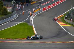 Льюіс Хемілтон, Mercedes AMG, Себастьян Феттель, Ferrari