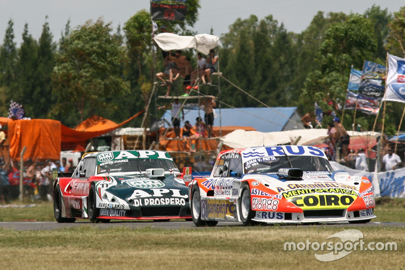 Lionel Ugalde, Ugalde Competicion Ford, Juan Jose Ebarlin, Donto Racing Torino