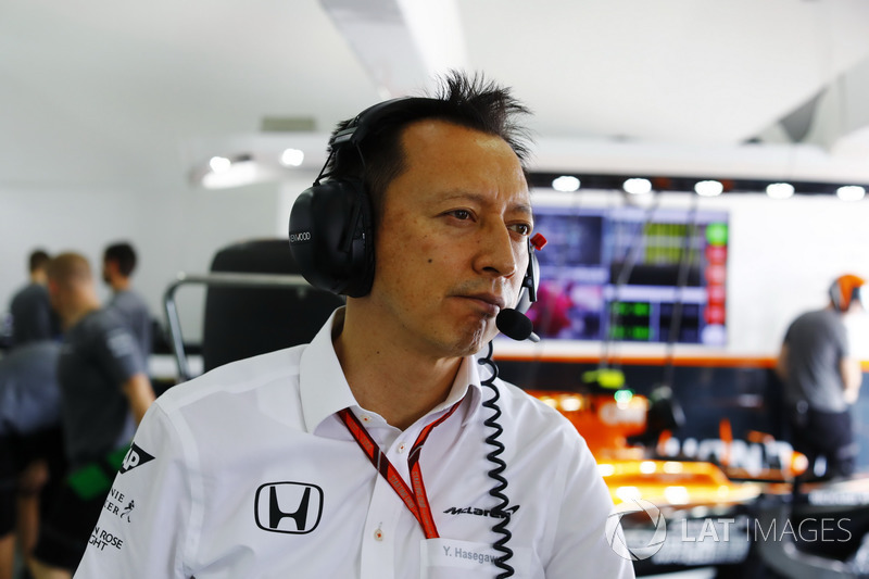 Yusuke Hasegawa, Honda