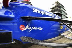 Takuma Sato, Andretti Autosport Honda With you Japan