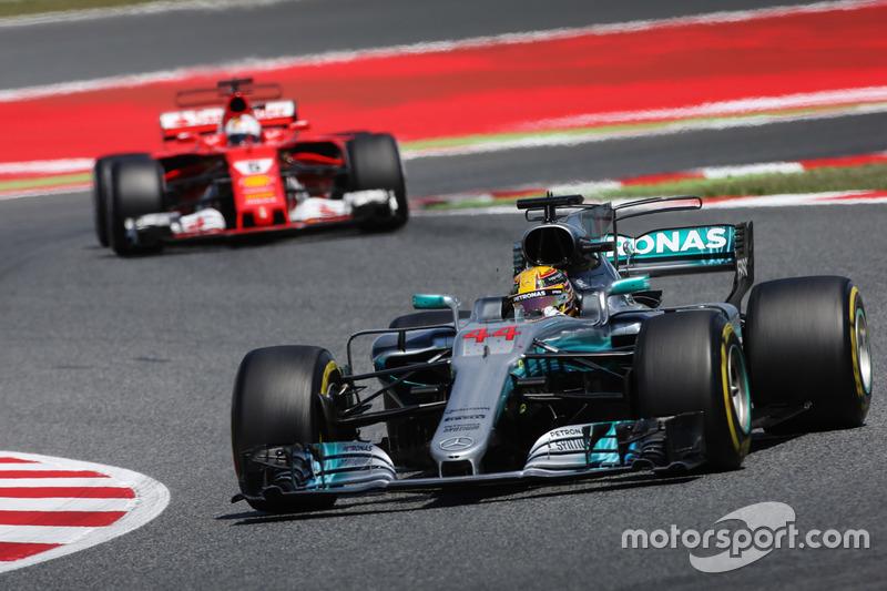Гран Прі Іспанії 2017, Mercedes F1 W08 EQ Power+