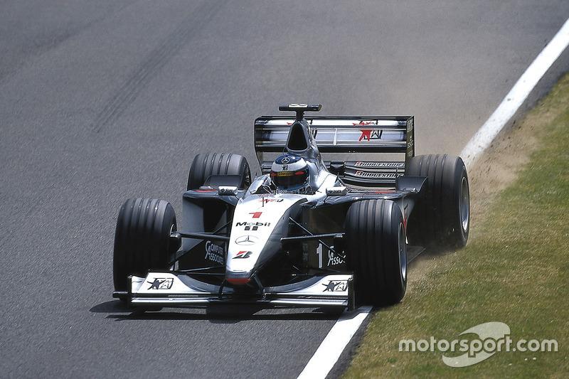 McLaren Mercedes MP4/14 (1999)