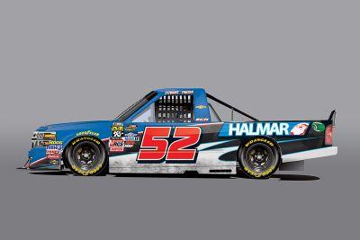 Annuncio Halmar Friesen Racing