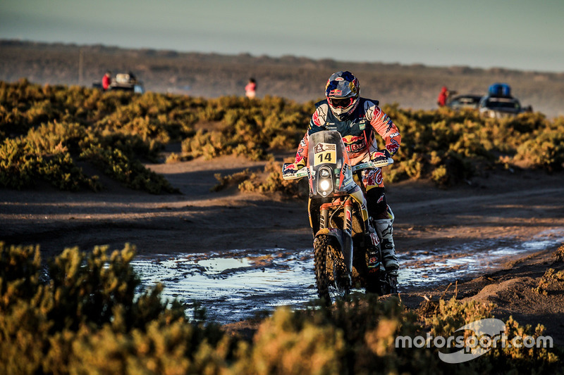 #14 Red Bull KTM Factory Team: Sam Sunderland