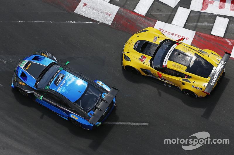 9. #3 Corvette Racing Chevrolet Corvette C7.R: Antonio Garcia, Jan Magnussen