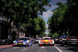 Mattias Ekström, Audi Sport Team Abt Sportsline, Audi A5 DTM, Augusto Farfus, BMW Team RMG, BMW M4 DTM